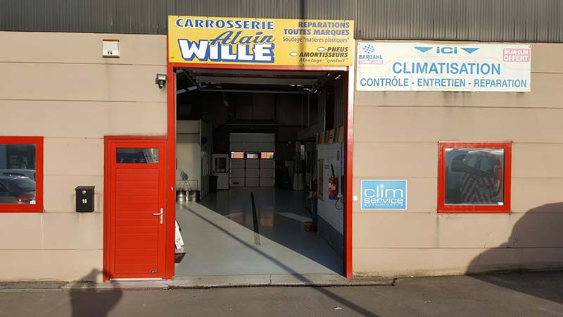 Carrosserie Willé